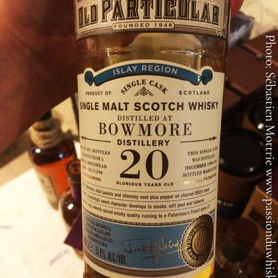 Bowmore 20Y Old Particular
