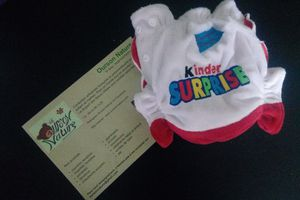 Couche lavable Kinder Surprise par Ourson Nature