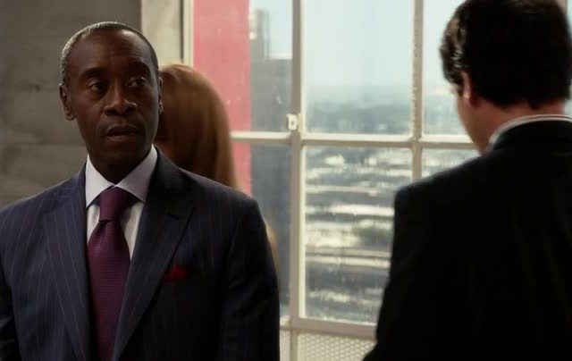 Critiques Séries : House of Lies. Saison 3. Episode 7. The Runner Stumbles.