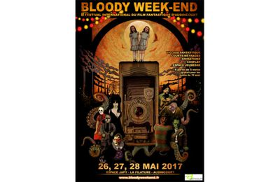 Bloody week end