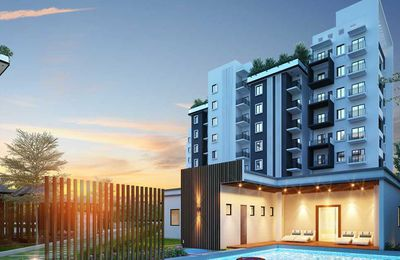 Get the taste of a high-class life with Mahaveer Northscape in Bangalore
