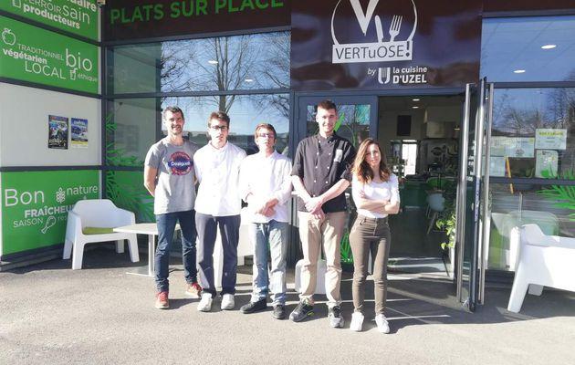 L'entreprise du mois de mars 2019 : Vertuose By Uzel à Pontarlier