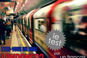 ETES-VOUS UN VRAI LONDONER? LE QUIZ