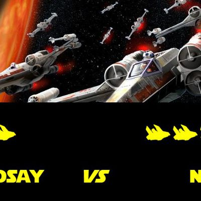 Rogue Outpost Weekly League, season 2, round 2: Justin Lindsay (Scum and Villainy) vs Nébal (Scum and Villainy)
