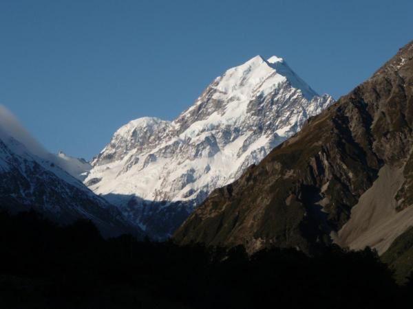 départ tant attendu, l arrivée,Christchurch,Lac Tekapo,Mont Cook,Queenstown,les mirror Lakes(mirroir)vers milford Sound(fiords),la cote ouest, et Fox Glacier!