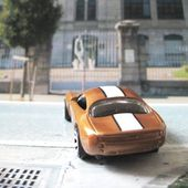 TVR TUSCAN S MATCHBOX 1/57 - car-collector.net