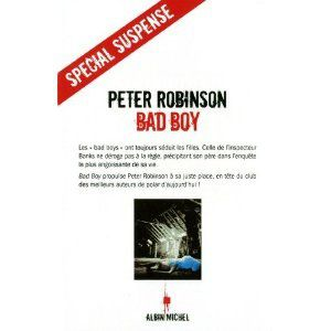 Peter Robinson se la joue Bad Boy