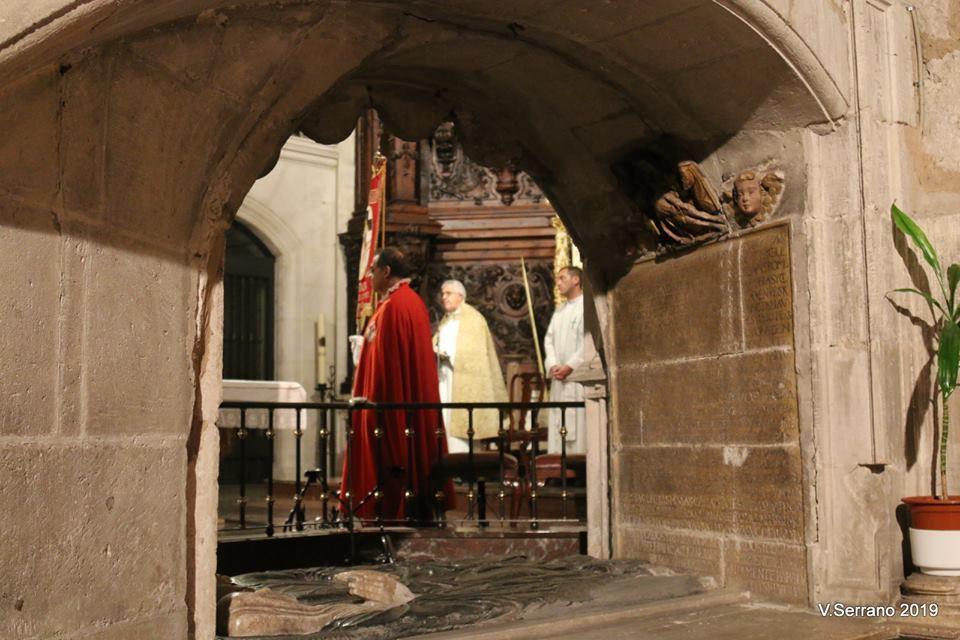 Vía Crucis penitencial Miércoles Santo
