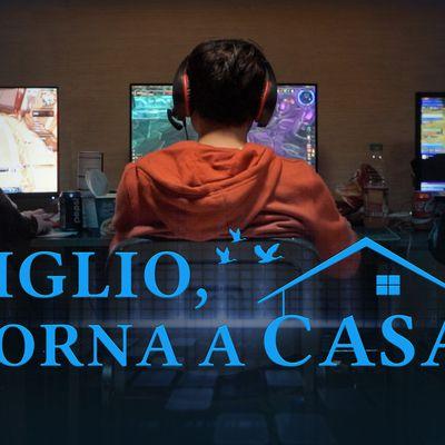 """Film cristiano completo 2018 – """"Figlio, torna a casa!"""" Dio mi ha salvato dal gioco online"""