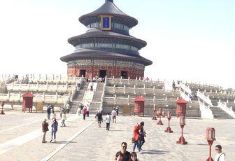 Beijing, Day 3 ... le temple du ciel ...