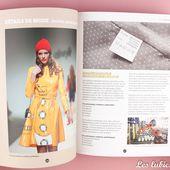 Coudre - initiation et perfectionnement, la bible de la couture