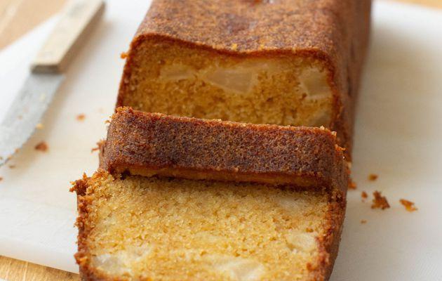 Cake à la poire
