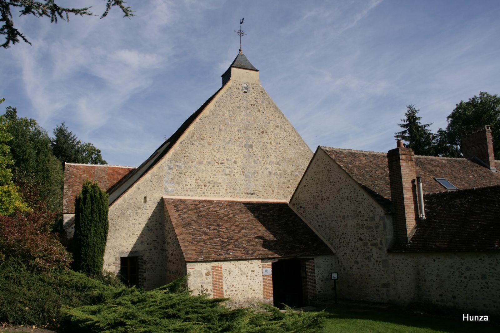 Chevry sous le Bignon, église Saint-Jean-Baptiste
