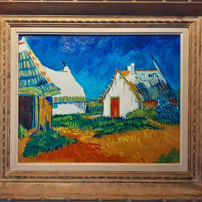 Franck Gélinet - Maison St Marie de la mer  -