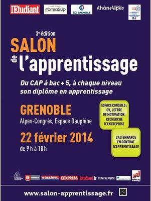 Salon de l'apprentissage 2014