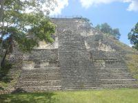 Photos des pyramides du site de TYKAL