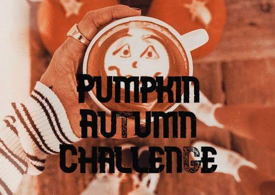 Pal Pumpkin Autumn Challenge 2020