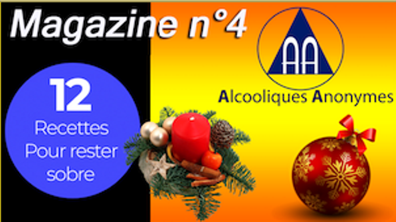 Alcooliques Anonymes - MAGAZINE N°4