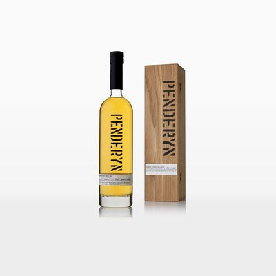 Penderyn Single Cask 2017.