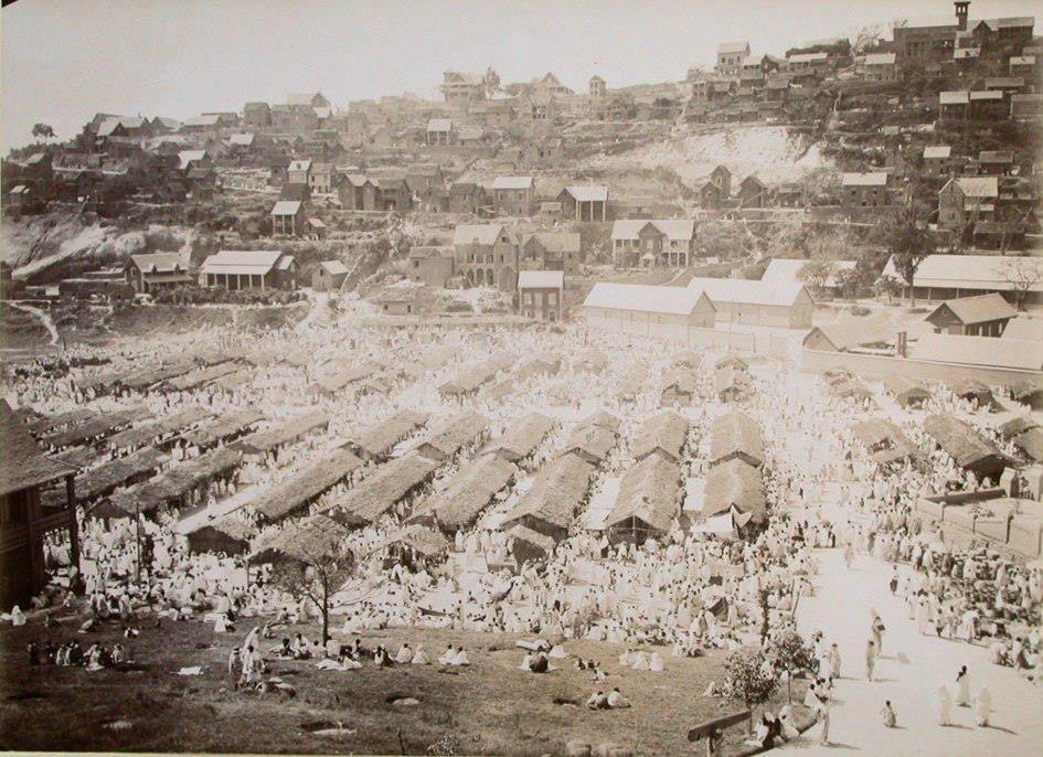 Photos anciennes d'Antananarivo mais également de Madagascar