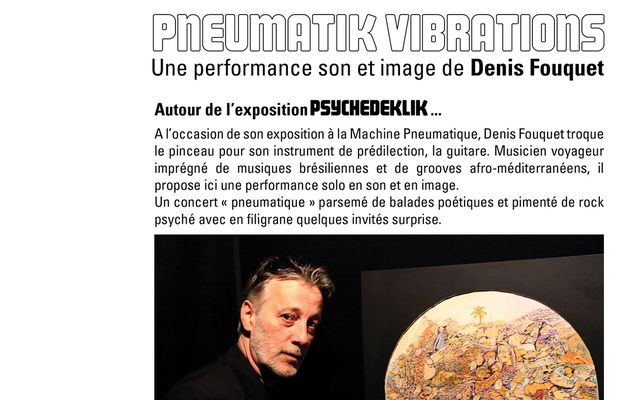 Pneumatik Vibrations à la Machine Pneumatique