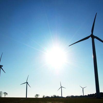 Sur quel site prendre connaissance des bases de données de fermes éoliennes ?