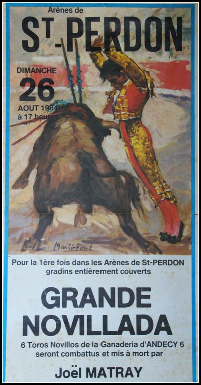 Album - Affiches-Saint-Perdon