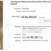 Les prix sur Atari 2600 aussi en feu !
