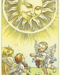 Arcane XIX - Le Soleil