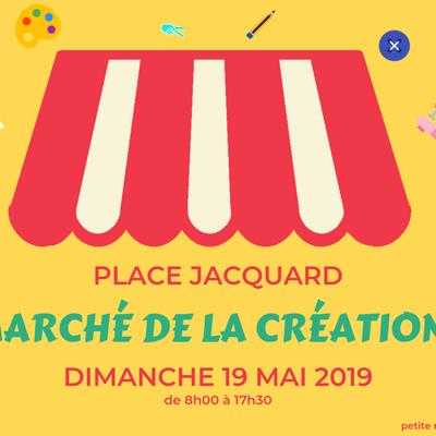 Marché de la Création 2019 - les inscriptions sont ouvertes