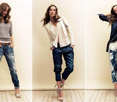 Die Jeans - ein Dauerbrenner!