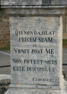 A la croisée des chemins, quand revivent mes vieilles déclinaisons latines...