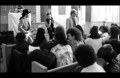 U2 -Greater Calvary Baptist Church -Harlem, New York, USA 26-09-1987