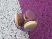 Macarons Caramel-Passion - Angel's Kitchen