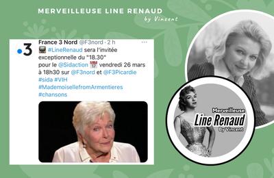 PROGRAMME TV : Line dans le 18h30 sur France 3 Nord  vendredi 26 mars