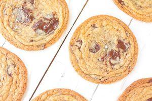 Cookies Géants {La recette de Sarah Kieffer  : Pan-Banging Chocolate Chip Cookies}