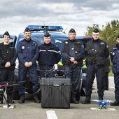 Le drone, nouvelle arme des gendarmes