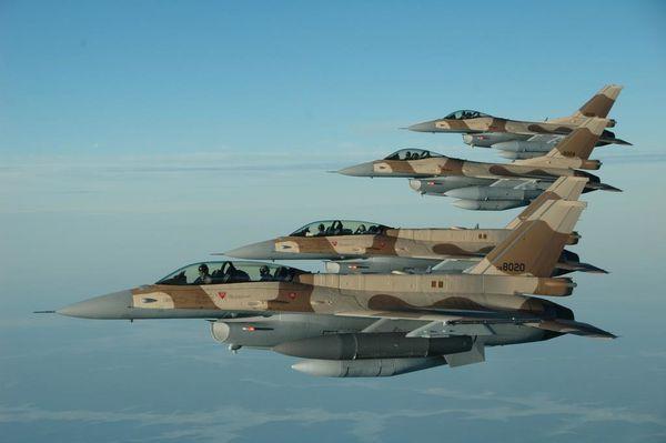 Des F-16C de la Force Aérienne Royale Marocaine participeraient aux opérations contre l'Etat Islamique