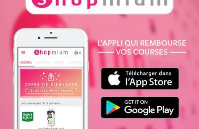 Shopmium, la meilleure application 2021 qui rembourse vos courses!!