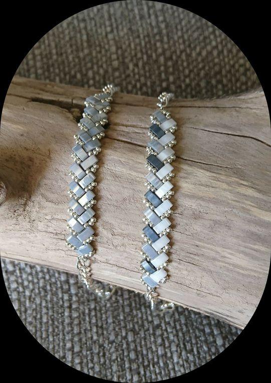 Bracelet 2 chevrons