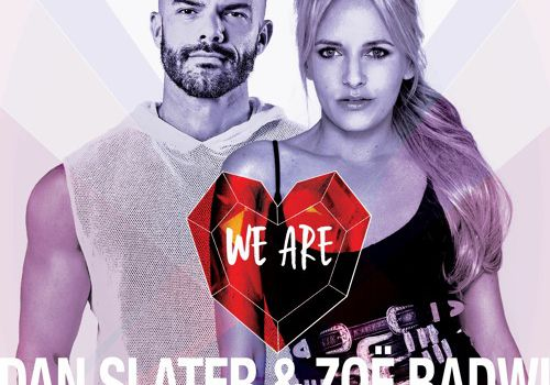 Dan Slater & Zoe Badwi - We Are (Club Mix)