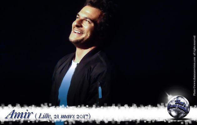 Amir - Concert Théâtre Sébastopol - Lille (21 mars 2017)