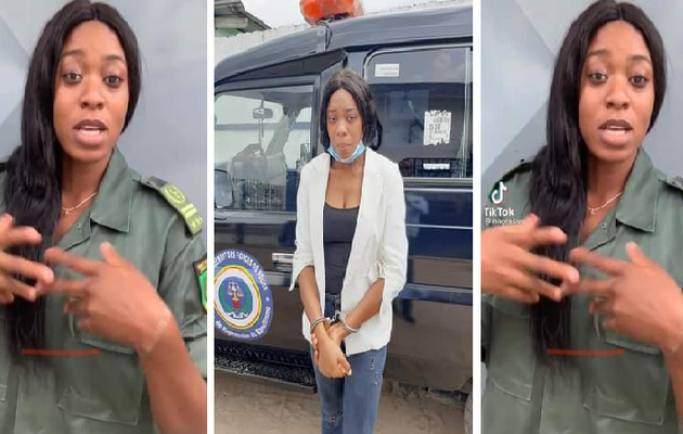Congo-Brazzaville:  Social media star arrested for wearing military uniform