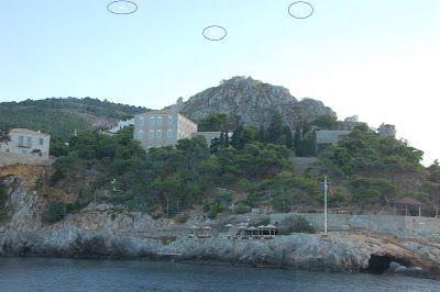 Ovnis en Grèce 10/9/2009.