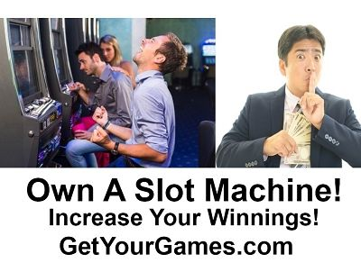 The best ways to Win Playing Slot Machines!