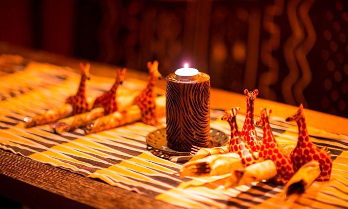 """…zum MASSAI – exotisch-afrikanische Küche in Berlin"""""""