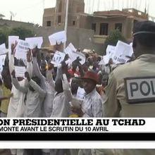 Tchad : la tension monte avant l'élection présidentielle