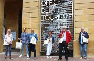 """France: Cet été, soyez """"Greeter"""" pour visiter Metz"""