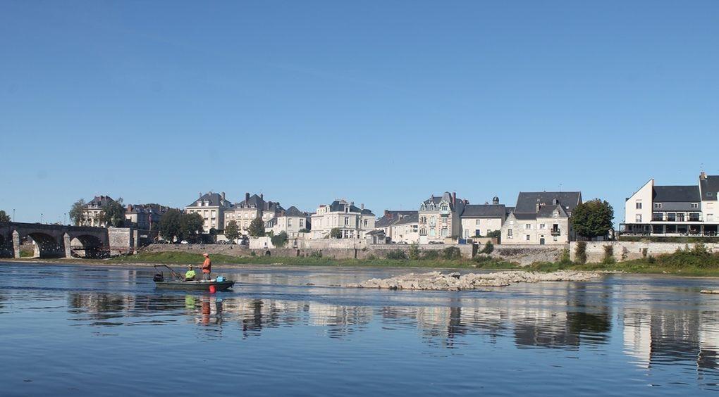 Saumur, une étape vers la Bretagne