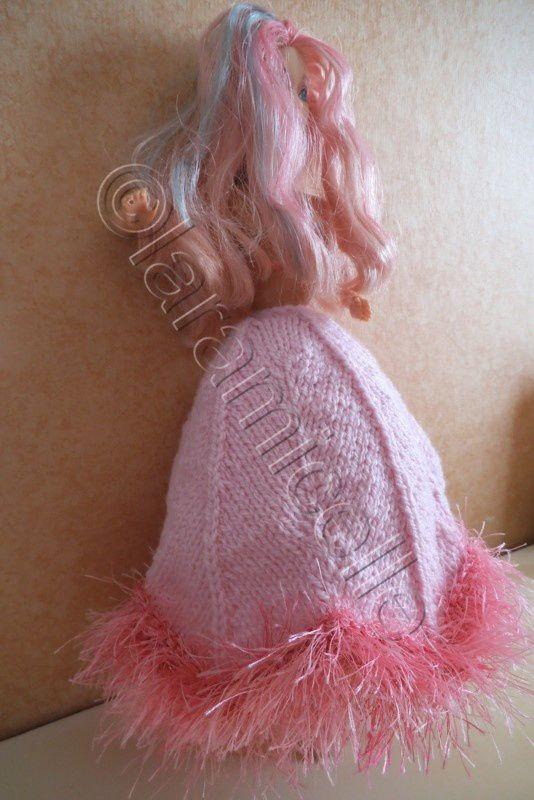 tuto gratuit barbie : jupe Cassiopée